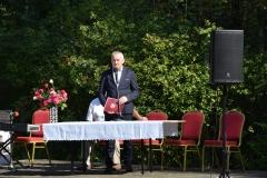 Przemówienie Wójta Gminy Gowarczów podczas mszy św. w Ludwinowie