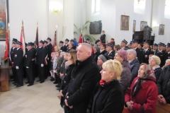 Msza św. podczas uroczystości 11 listopad