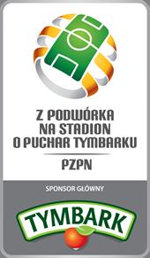 Plakat reklamowy Z podwórka na stadion - Tymbark