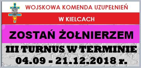 Plakat reklamowy WKU