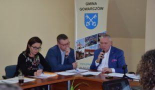 Więcej o: Trzecia sesja Rady Gminy nowej kadencji