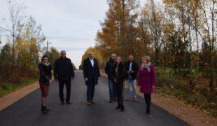 Więcej o: Droga powiatowa w Bernowie