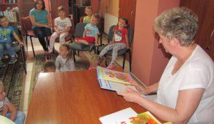 Więcej o: Przedszkolaki w bibliotece