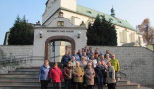 Więcej o: Nasi seniorzy zwiedzają Jurę