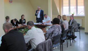 Więcej o: Absolutoryjna sesja Rady Gminy w Gowarczowie