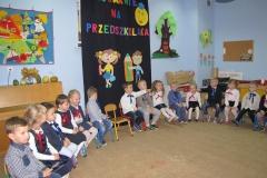 pasowanie na przedszkolaka (fotografia z uroczystości)