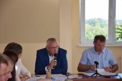 Wakacyjna sesja rady gminy