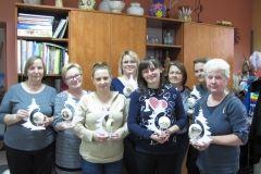Wspólne zdjęcie uczestników warsztatów w CKiAL