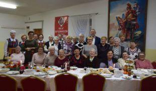 Więcej o: Spotkanie opłatkowe Aktywnych Seniorów
