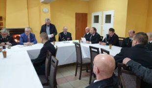 Więcej o: Zebranie sprawozdawcze w OSP Giełzów