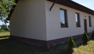 Więcej o: Prace przy świetlicy wiejskiej w Rogówku