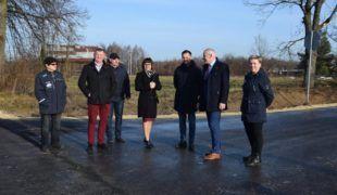 Więcej o: Odbiór drogi w miejscowości Miłaków