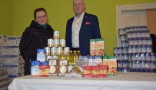 Więcej o: Pomoc żywnościowa