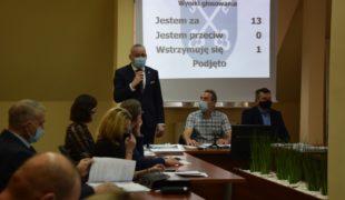 Więcej o: XXIV nadzwyczajna sesja Rady Gminy Gowarczów