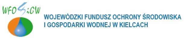 logo WFOŚiGW w Kielcach
