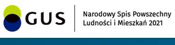 Narodowy Spis Powszechny Ludności i Mieszkań 2021 (logo spisu)