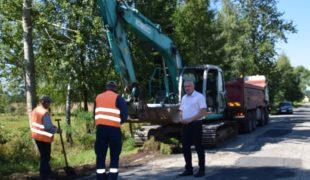 Więcej o: Remonty dróg powiatowych