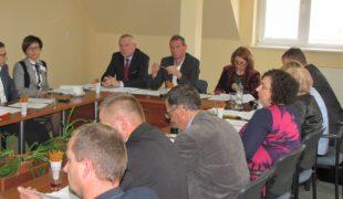 Więcej o: Sprawny przebieg XXV sesji Rady Gminy