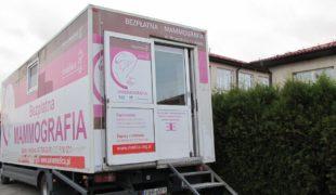 Więcej o: Bezpłatna mammografia