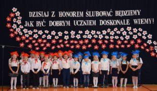 Więcej o: Ślubowanie pierwszoklasistów Szkoły Podstawowej w Gowarczowie