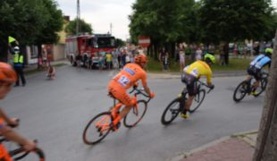 Więcej o: Wyścig kolarski