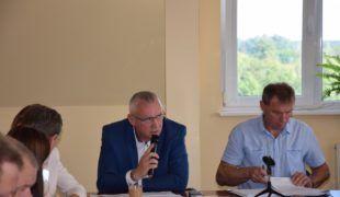 Więcej o: Wakacyjna sesja Rady Gminy